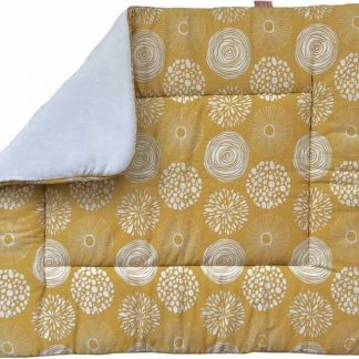 Witlof For Kids Sparkle Boxkleed Sweet Honey 75 x 95 cm
