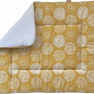 Witlof For Kids Sparkle Boxkleed Sweet Honey 80 x 100 cm